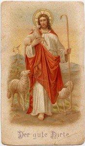Gesù, Il buon pastore