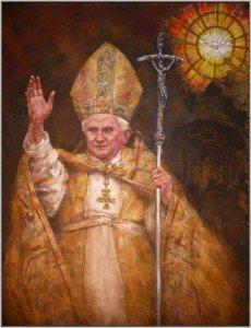 Papa Benedetto, In Cammino Verso Gesù Cristo, 2004