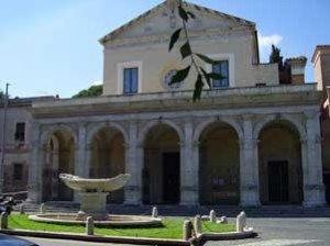 immagine del blog: Chiesa di Santa Maria in Domnica (IX) secolo