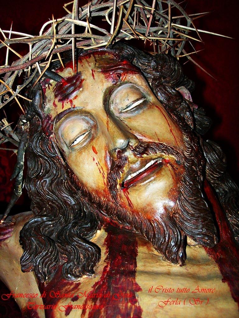 Cristo tutto Amore imm