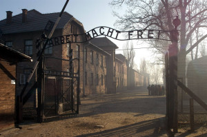 CAMPO NAZISTA DI AUSCHWITZ