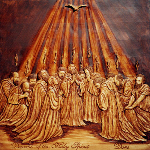 pensiri e itDescent of the Holy Spirit Dore - Copia