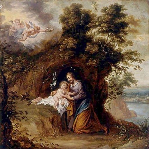 en e it Victor_Wolfvoet_(II)_-_Saint_Joseph_with_the_Infant_Jesus - Copia