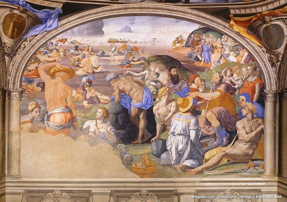 pems e it Bronzino-Il-passaggio-del-mar-Rosso - Copia