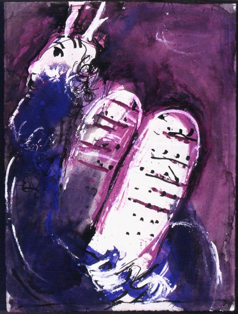 18_Chagall_Mosè
