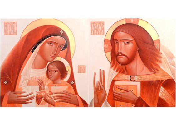 madre di dio e gesù