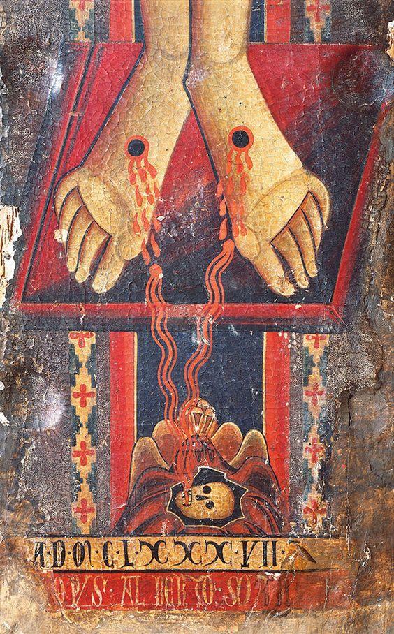 it pitture sul crucifisso