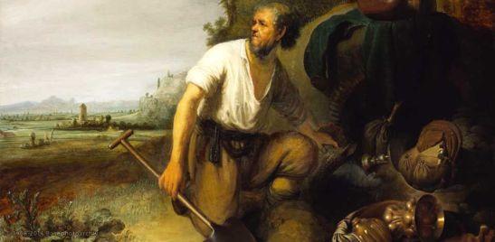 it -disegno-di-rembrandt-parabola-del-tesoro-nascosto-1630-circa